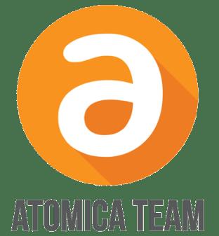 atomica team logo
