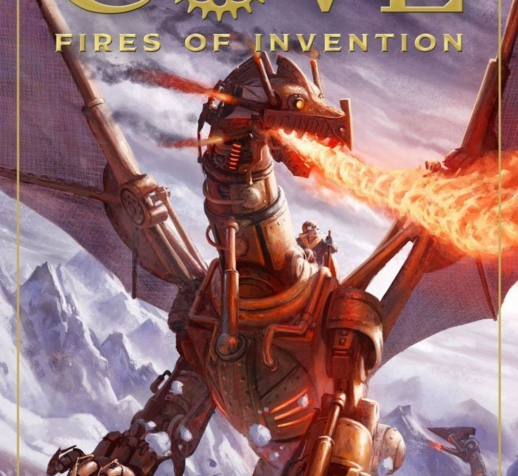 "Discover the ""Mysteries of Cove"" Book Series with ""Fires of Invention"" –Book Review"