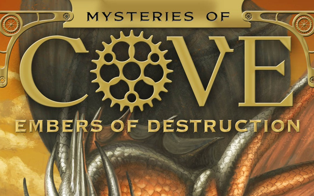 Embers of Destruction Completes the Mysteries of Cove Trilogy