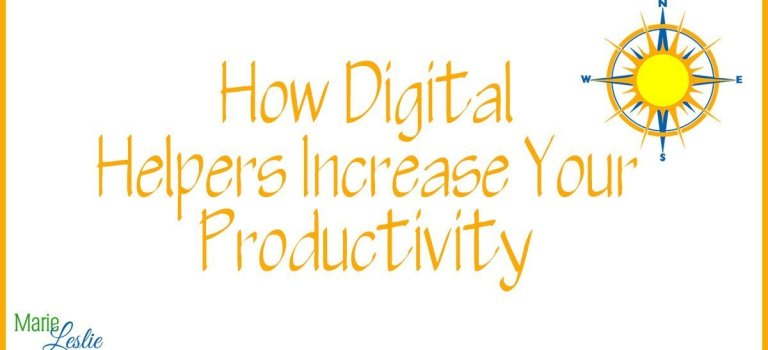 How Digital Helpers Increase Your Productivity