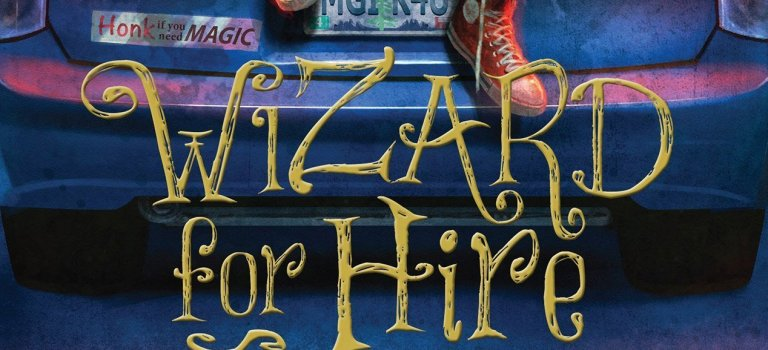 """Wizard for Hire"" Is an Unusual & Entertaining Adventure"