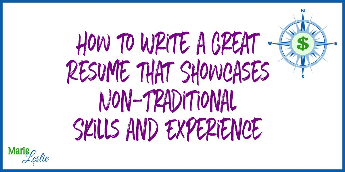 writing a great resumes
