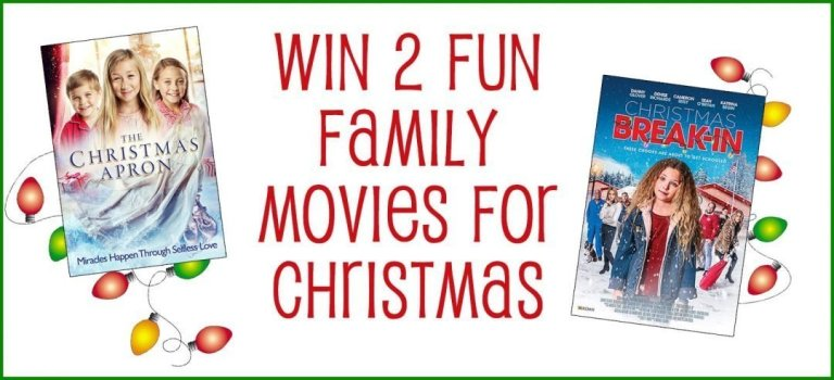 Win 2 Fun Family Movies for Christmas