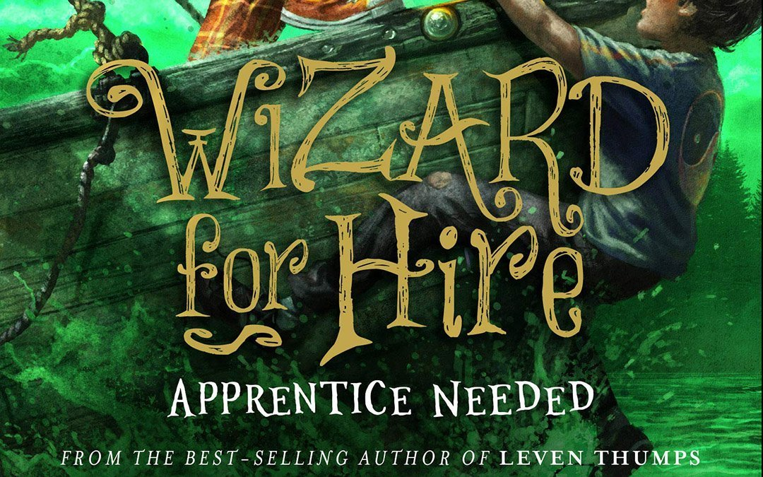 Wizard for Hire: Apprentice Needed — #Review
