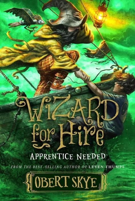 wizard for hire apprentice needed, by Obert Skye
