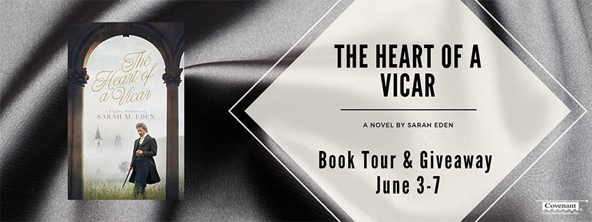 Heart of a Vicar Blog Tour