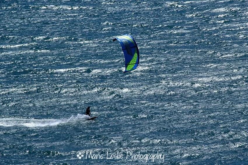 Sparkling Kitesurfers