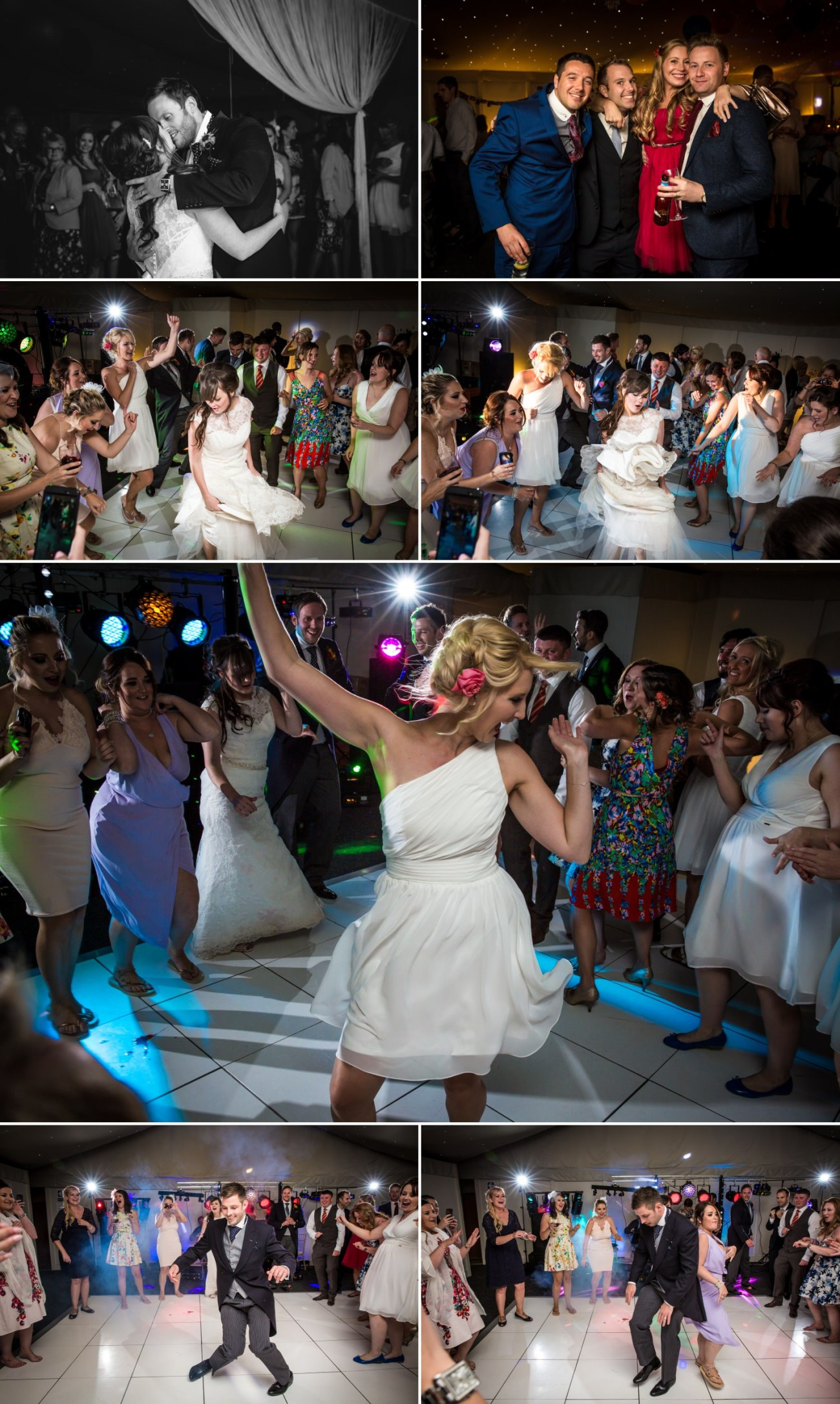 First dance wedding photography at Combermere Abbey Cheshire