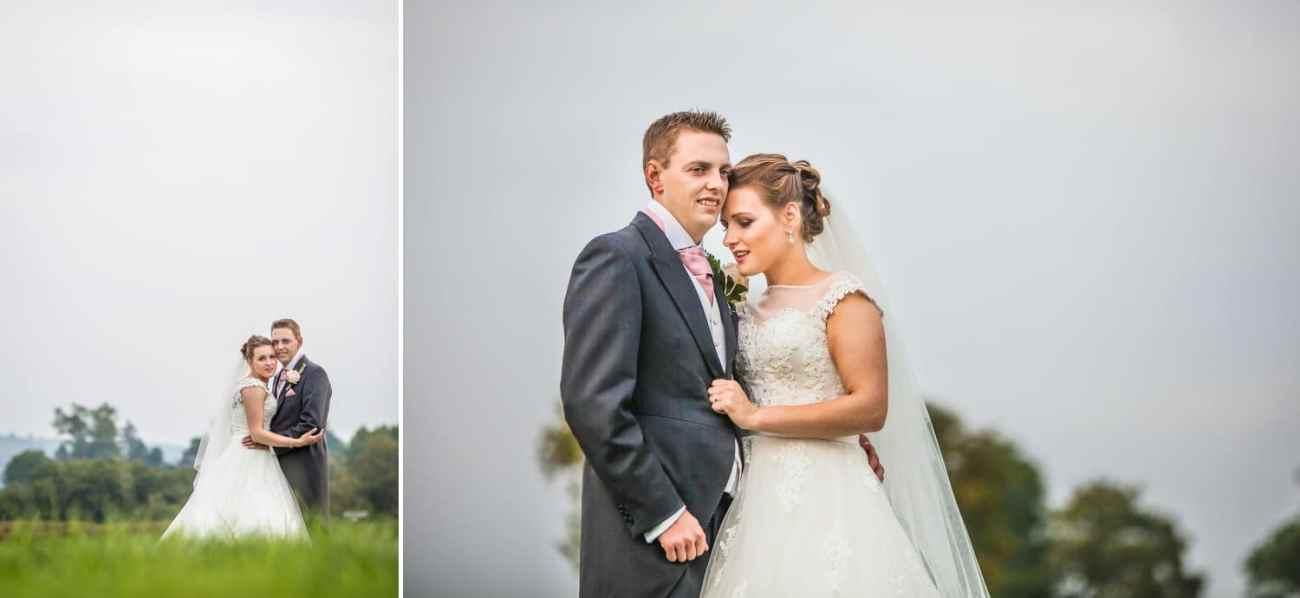 Wedding Photography portraits Wales