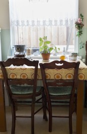 Historisch erfgoed Volendam; eettafel