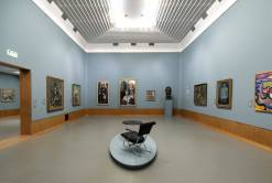 Museum Boijmans van Beuningen; zaal 6 andere kant