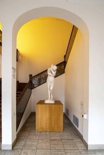 Museum Boijmans van Beuningen; trap