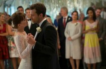 """DAKOTA JOHNSON and JAMIE DORNAN return as Anastasia Steele and Christian Grey in """"Fifty Shades Freed,"""" the climactic chapter based on the worldwide bestselling """"Fifty Shades"""" phenomenon. Bringing to a shocking conclusion events set in motion in 2015 and 2017's blockbuster films that grossed almost $950 million globally, the film arrives for Valentine's Day 2018."""