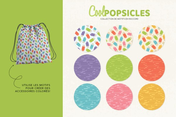Cool Popsicles - Galerie