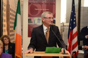Irish Consulate New York