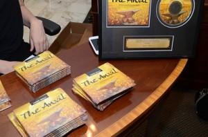 The Anvil album launch
