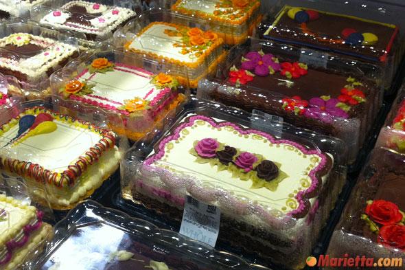 whole foods bakery cakes