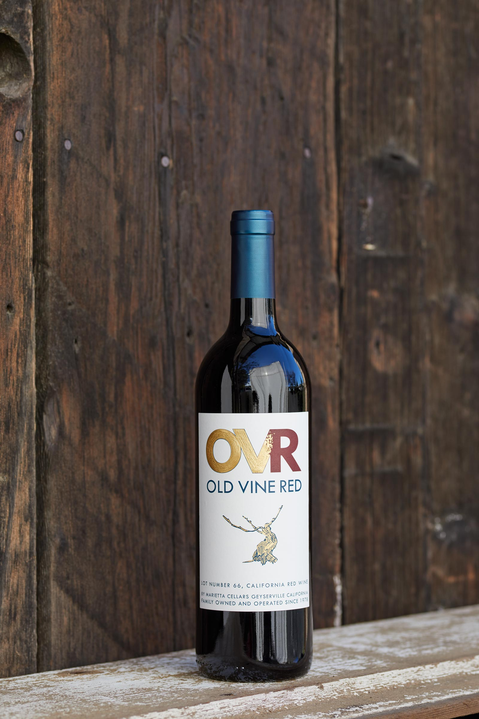 Old Vine Red Marietta Cellars