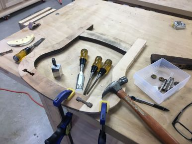 Hand Fitting Joint Reinforcement