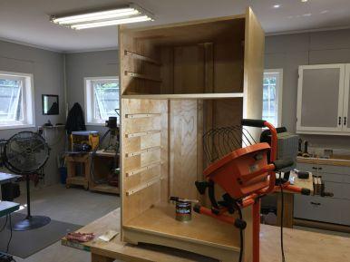 Cabinet Finishing