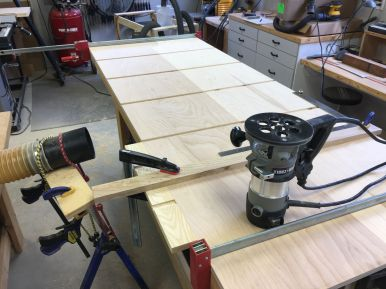 These Pieces Were Too Long to Run Through the Tablesaw