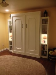 Murphy Bed complete with hardware and lighting