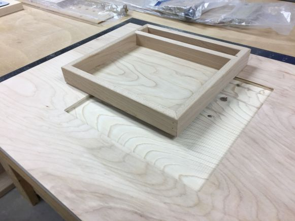 Small Parts Tray Test