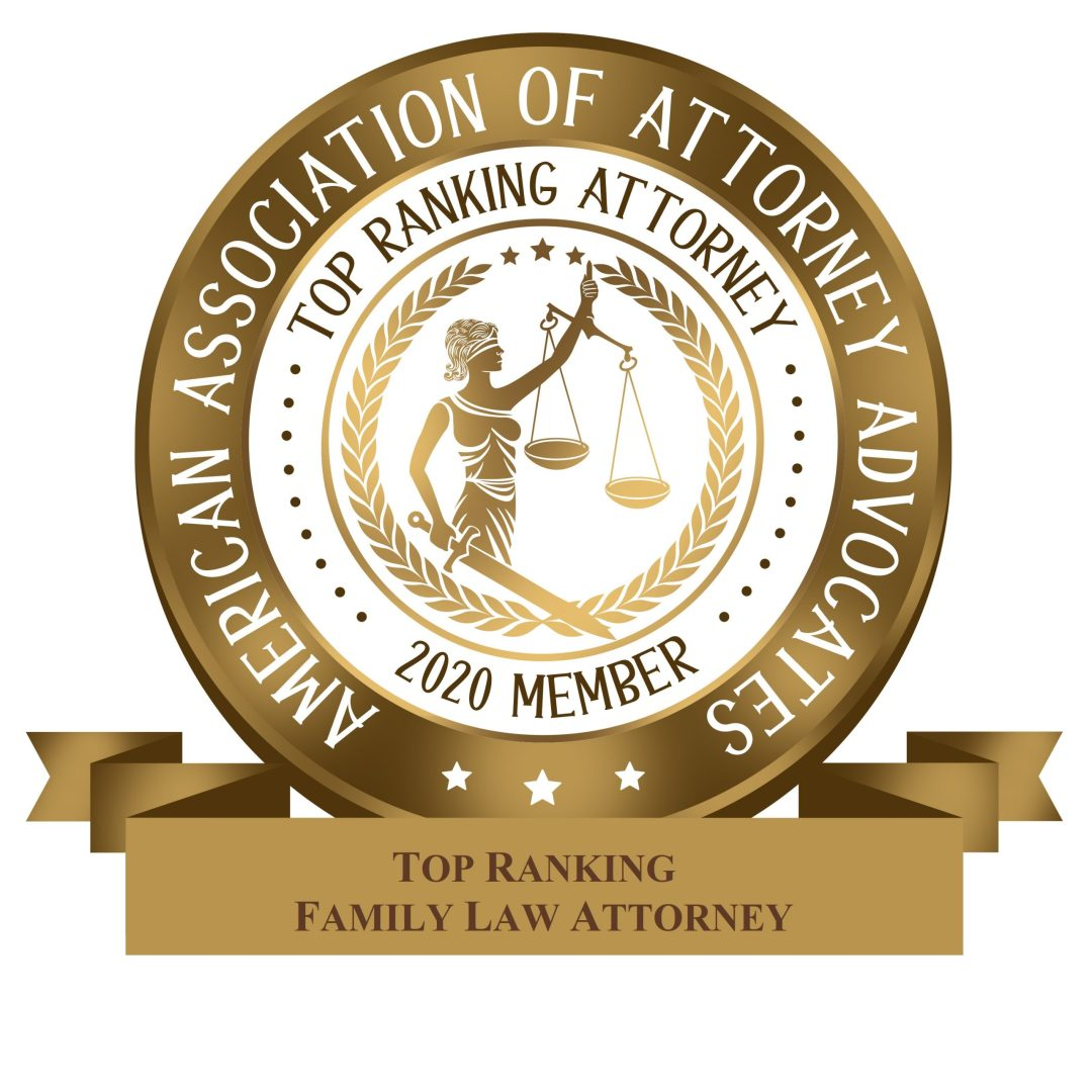 American Association of Attorney Advocates FAMILY LAW BADGE scaled - Awards