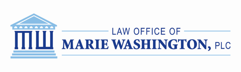 Law Office of Marie Washington CMYK r2@2x - Business Law and Civil Litigation
