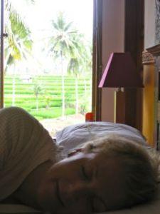 Nap in Bali