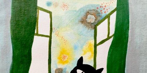 zomer schilderen