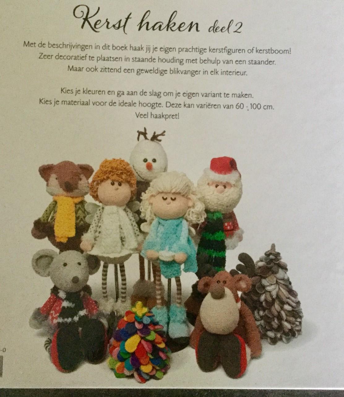 Marijke Made Kerst Haken Deel 2