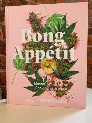 Bong Appetit: Cannabis Cookbook on How to Cook with Weed