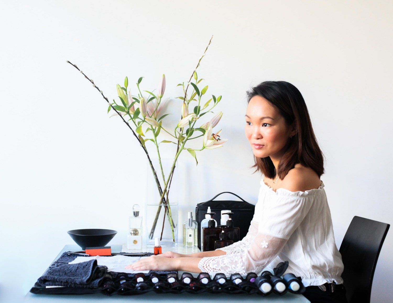 Mariko Kuo for Le Salon App