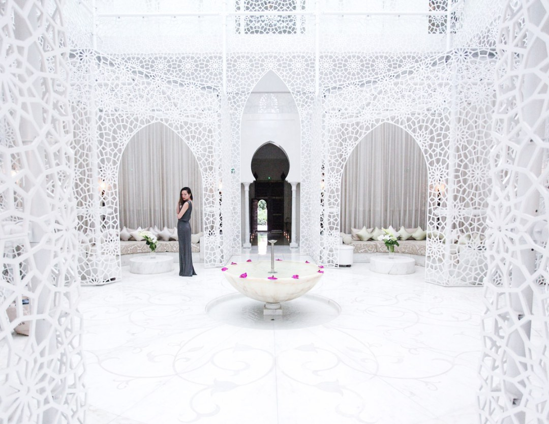 royal mansour, Marrakesh, morocco