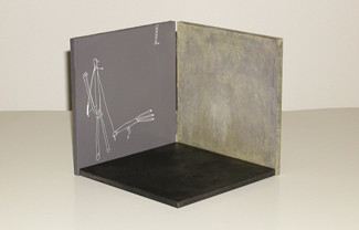 "mutus liber ""Triptych 08"" 2003"