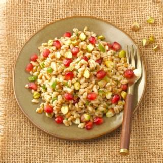 Farro Salad - Sq