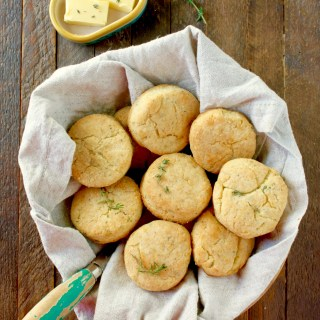 Fresh Thyme biscuits