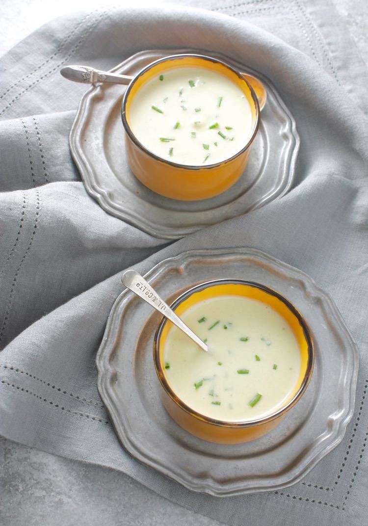 Leek Soup 1