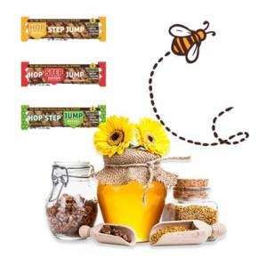 bee-pollen-important-ingredient-in-hop-skip-jump-energy-bars