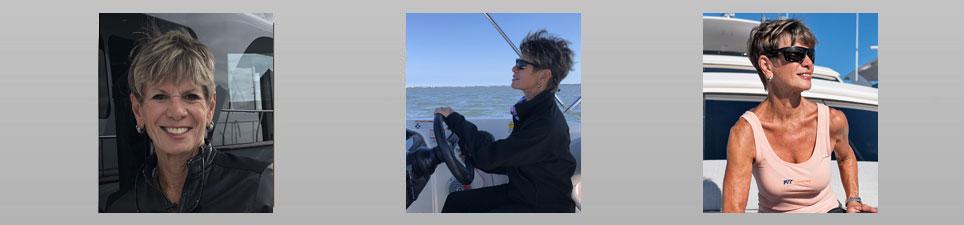 Marilyn DeMartini, writer, publicist, fitness coach.