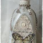 Ideas de decoupage en botellas (2)