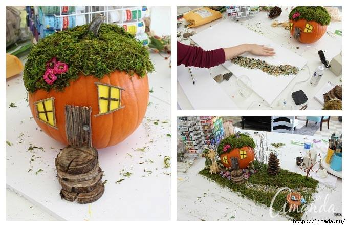 mini casa con jardin 5