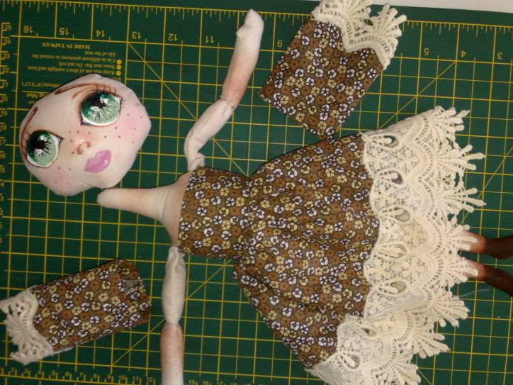 Muñeca de tela 5