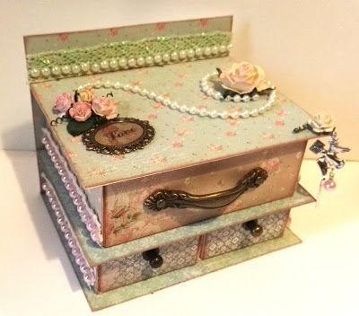 joyero secret box