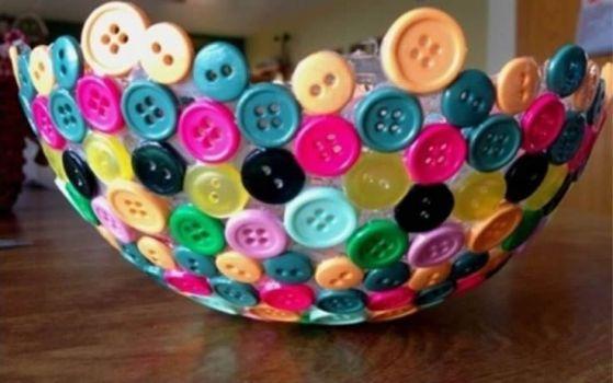 centro de mesa de botones 2