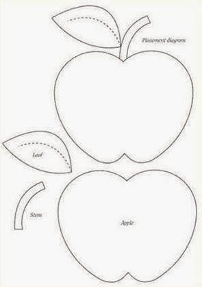 cojines-manzana-patron