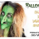 DIY maquillaje halloween bruja clásica