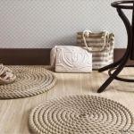 DIY como hacer una alfombra con cuerda