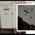 DIY Como hacer una puerta Ratoncito Perez